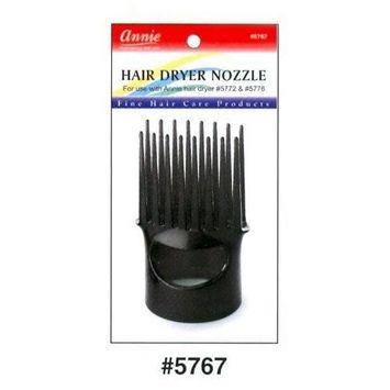 Annie Hair Dryer Nozzle #5767