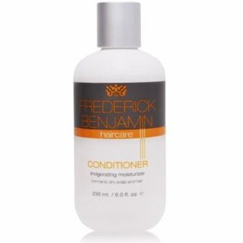 2 Pack - Frederick Benjamin Natural Hydrating Moisturizing Conditioner, Cools and Invigorates Hair for Itch-Free Scalp 8