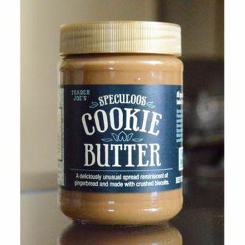 Trader Joe's Speculoos Cookie Butter (14.1 Oz Jar)