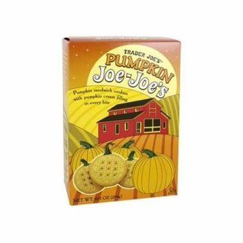 Trader Joe's Pumpkin Joe Joe's Cookies 10.5 Ounces