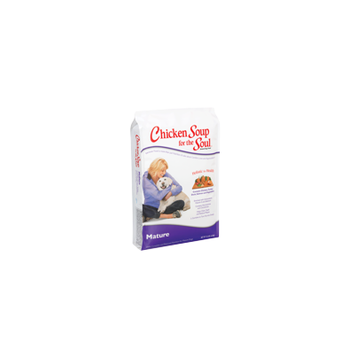 Chicken Soup for the Soul Mature Dry Dog Food 30lb