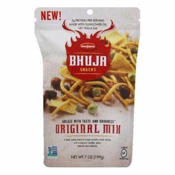 Bhuja Snacks Original Mix Case of 6 7 oz.