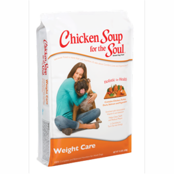 Chicken Soup for the Soul Weight Care Dry Dog Food 15lb