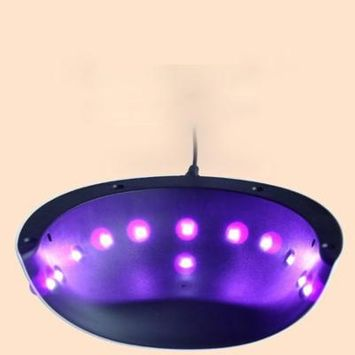 DZT1968 USB 24W LED Drying Curing Machine Tool UV Nail Dryers Light Lamp Polish Gel
