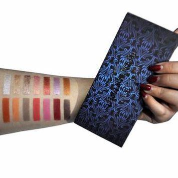 DZT1968 HANDAIYAN 14 Colors Eye Shadow Makeup Pearl Metallic Eyeshadow Palette Makeup