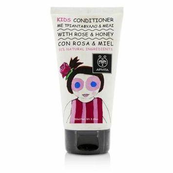 Apivita - Kids Conditioner With Rose & Honey -150ml/5.24oz
