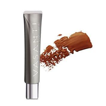 Vasanti Cosmetics Liquid Cover-Up - Foundation & Concealer in 1 - Oil-Free - V15
