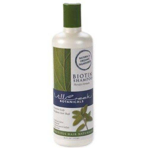 Biotin Shampoo (500mL) Brand: Mill Creek