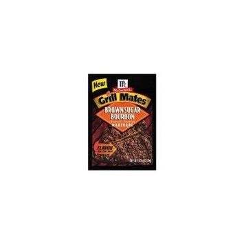 McCormick Brown Sugar Bourbon Marinade 1.25-oz. (6 Packets)