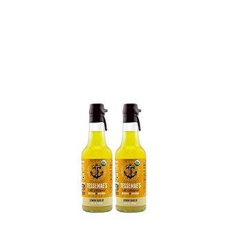 Tessemae's All Natural Salad Dressing 2-Pack (Organic Lemon Garlic)