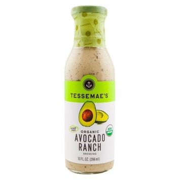 Tessemae's All Natural Organic Avocado Ranch 10 oz