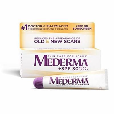 Mederma Scar Cream Plus Spf 30 Reduces The Appearance Of Old