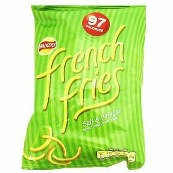 Walkers French Fries Salt and Vinegar 22 G (Pack of 32)