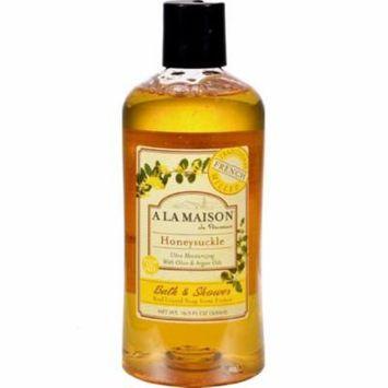 A La Maison Honeysuckle Shower Gel - 16.9 oz
