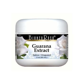 Guarana Extract - Salve Ointment (2 oz, ZIN: 513356)