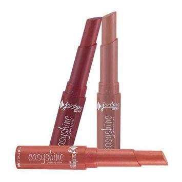 Jordana Easyshine Glossy Lip Color BERRY COLADA 02