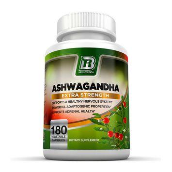 BRI Nutrition Ashwagandha - Veggie Capsules BRI Nutrition Ashwagandha
