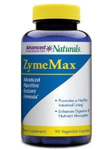 Advanced Naturals - ZymeMax 90 VegCapsules 16724 Exp.9.18+ SD