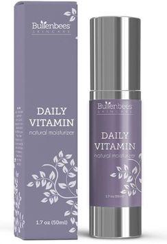 Bullenbees Skin Care Daily Vitamin Natural Moisturizer