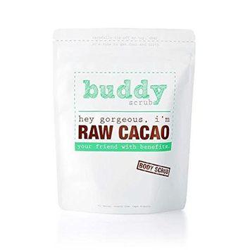 Buddy Scrub Raw Cacao Body Scrub, 200 Gram