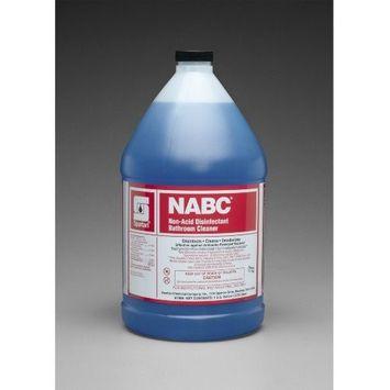 Spartan NABC Bathroom Cleaner, Gallon, Gallons,4 Per Case