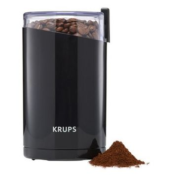 Krups Fast Touch Electric Coffee and Spice Grinder F2034251