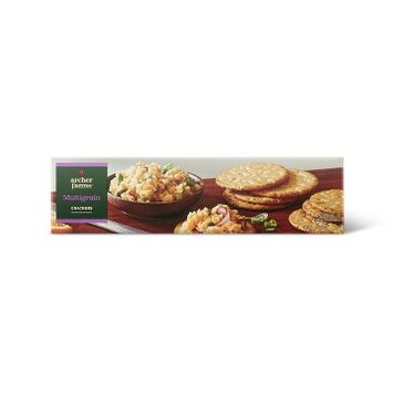 Archer Farms Multigrain Crackers 8oz
