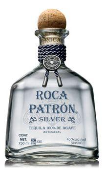 Roca Patrón Silver Tequila