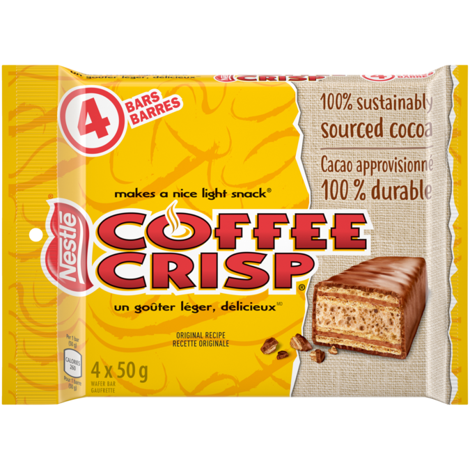 COFFEE CRISP 4-Pack