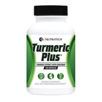 Nutratech Turmeric Plus