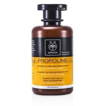 Apivita Shampoo with Almond & Honey (For Dry-Dehydrated Hair) 250ml/8.5oz