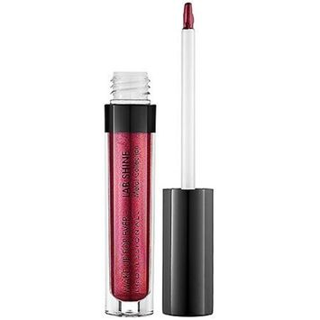 Make Up For Ever Lab Shine Metal Collection Chrome Lip Gloss - #M10 (Morello Cherry) - 2.6g/0.09oz