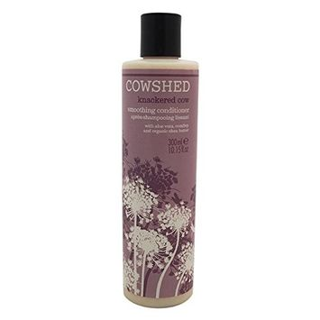 Cowshed Knackered Cow Smoothing Conditioner for Unisex, 10.15 Ounce