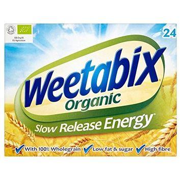 Weetabix Organic Cereal (24x18g)