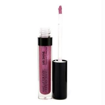 MAKE UP FOR EVER Lab Shine Lip Gloss - SHIMMERING GRENADINE D4