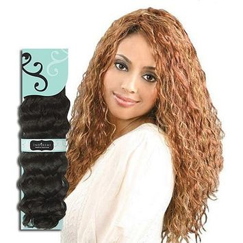 BOBBI BOSS IndiRemi 100% Premium Virgin Remi Hair Weave - FRENCH WAVE 12