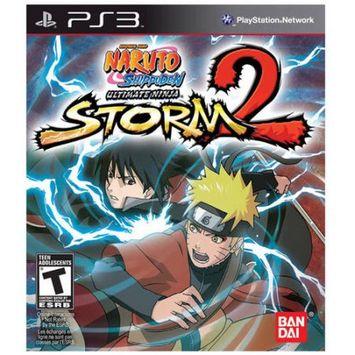 Namco Bandai Naruto Shippuden: Ultimate Ninja Storm 2 (PS3) - Pre-Owned