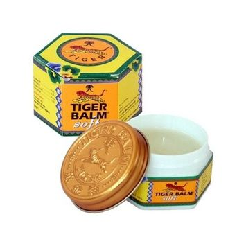 Tiger Balm Soft 25g. A Softer Texture Balm with Soothing Lavender Fragrance