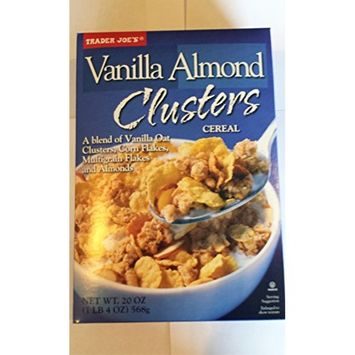 Trader Joes Vanilla Almond Clusters Cereal