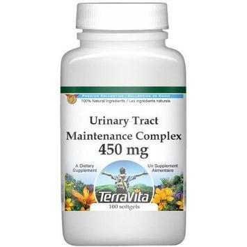 Urinary Tract Maintenance Complex - Uva Ursi, Hyssop, Senna and More - 450 mg (100 capsules, ZIN: 512184)