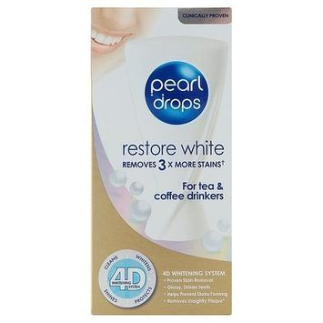Pearl Drops Daily Removes Daily Stains From Tea & Coffee 50ml