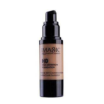 FTXJ Face Makeup Concealer Liquid Foundation Cream Dark Circles Acne Covers Makeup Base Primer