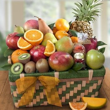 Golden State Fruit Basket, California Tropics
