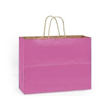 1 Unit Vogue Lipstick 100% Recycled Kraft Bulk Bags 16x6x12