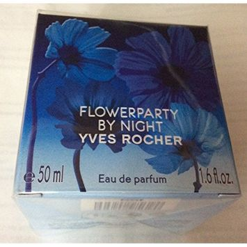 Yves Rocher FlowerParty by Night Eau de Parfum 1.6 oz