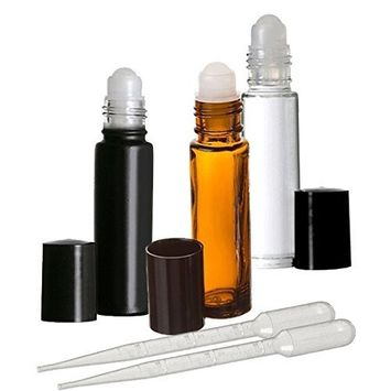 Refillable Roll On Perfume Bottles