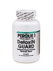PERQUE - Perque Detox IN Guard 60 Tablets 159 Exp.9.18+ SD