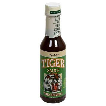 Try Me Tiger Sauce, The Original - 5 oz fl