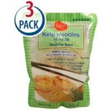 Sea Tangle - Kelp Noodles - 3 Pack - 12 oz. each