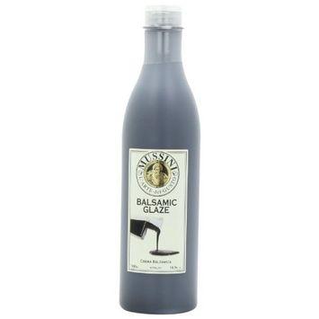 Mussini Crema, Glaze of Balsamic Vinegar of Modena, 16.9-Ounce Bottles (Pack of 2)
